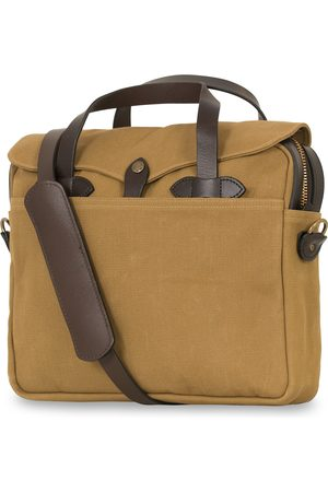 Filson Original Briefcase Tan Canvas