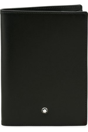 Mont Blanc Meisterstück Passport Holder Black