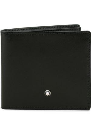 Mont Blanc Meisterstück Leather Wallet 8cc Black