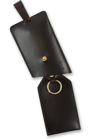 Tarnsjo Garveri Key Wallet Dark Brown