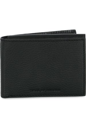 Tiger of Sweden Wrene Grained Leather Wallet Black