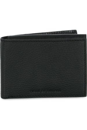Tiger of Sweden Wrene Grained Leather Wallet Black