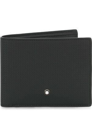 Mont Blanc Extreme 2.0 Wallet 6cc Carbon Leather Black
