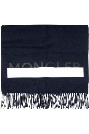 Moncler Logo Skjerf