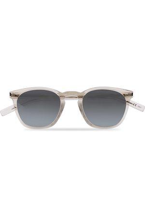 Saint Laurent SL 28 Sunglasses Beige/Silver