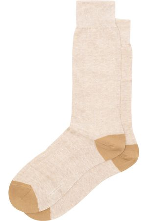 Pantherella Hamada Linen/Cotton/Nylon Sock