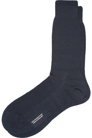 Pantherella Naish Merino/Nylon Sock Navy