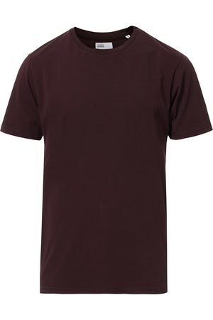 Colorful Standard Classic Organic T-Shirt Oxblood Red