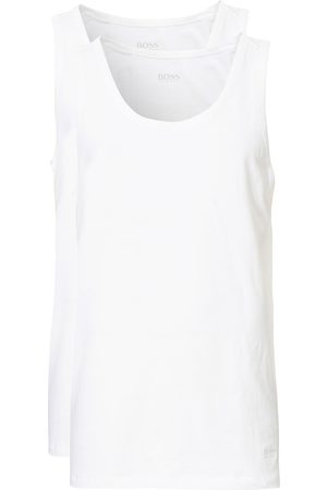 HUGO BOSS 3-Pack Tank Top White