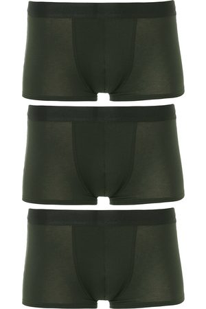 CDLP 3-Pack Boxer Trunk Green