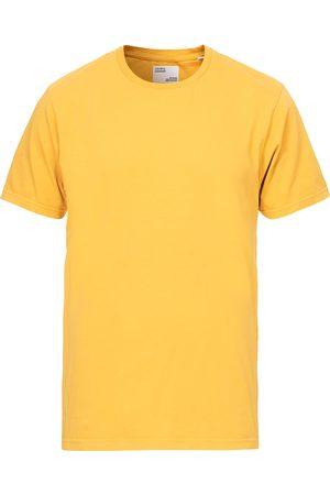 Colorful Standard Classic Organic T-Shirt Burned Yellow