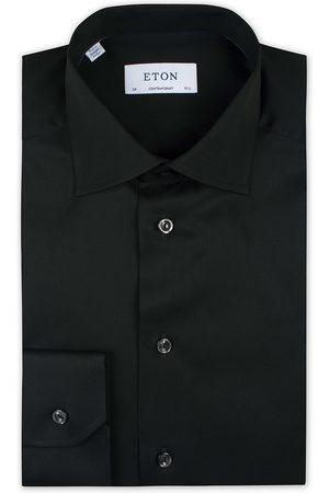 Eton Contemporary Fit Shirt Black