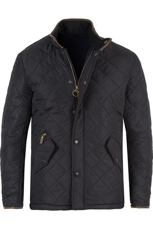 Barbour Powell Quilted Jacket Navy