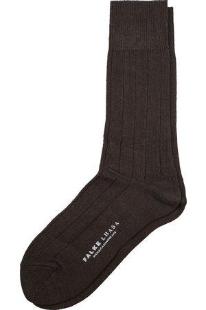 Falke Lhasa Cashmere Socks Brown
