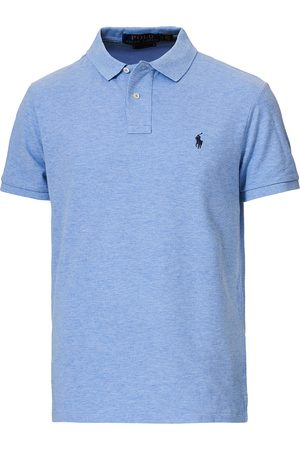 Polo Ralph Lauren Slim Fit Polo Jamacia Heather