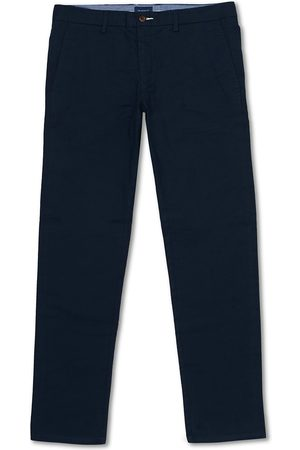 GANT Slim Fit Tech Prep Chino Marine