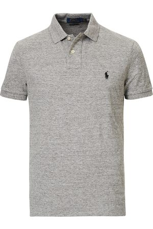 Polo Ralph Lauren Custom Slim Fit Polo Canterbury Heather