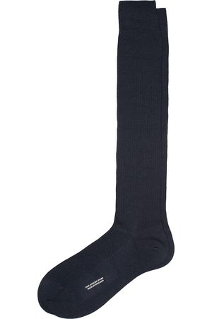 Pantherella Naish Long Merino/Nylon Sock Navy