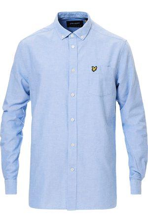 Lyle & Scott Lightweight Oxford Shirt Riviera Blue