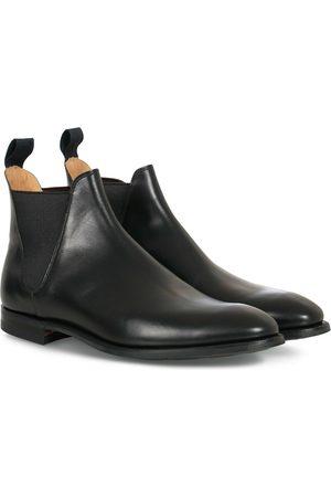 Crockett & Jones Herre Chelsea boots - Chelsea 8 City Sole Black Calf