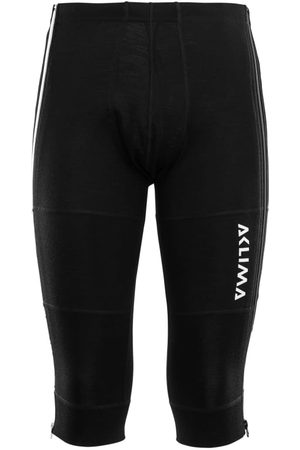 Aclima T-skjorter - WarmWool 3/4 Summit Longs Man
