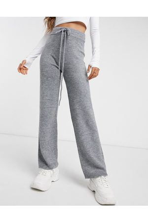ASOS Knitted trouser-Grey