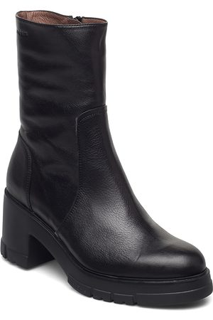 Wonders H-4401 Shoes Boots Ankle Boots Ankle Boot - Heel