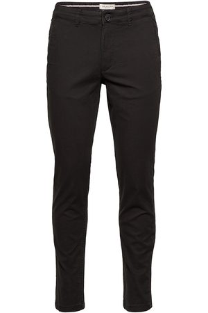 Selected Herre Chinos - Slhstraight-Newparis Flex Pants W Noos Chinos Bukser