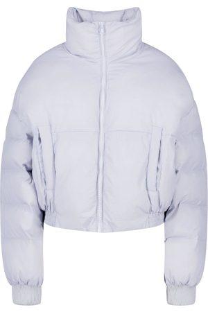 Boohoo Funnel Neck Puffer Jacket