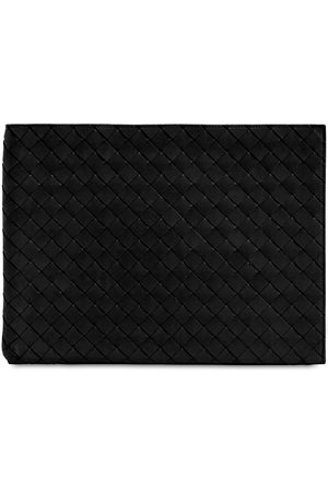 Bottega Veneta Large Intrecciato 1.5 Leather Zip Pouch