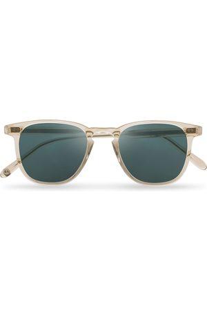 GARRETT LEIGHT Herre Solbriller - Brooks 47 Sunglasses Blue Smoke