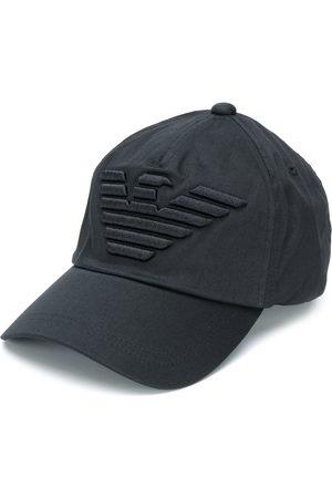 Emporio Armani Logo-embroidered cap