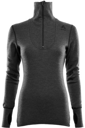 Aclima DoubleWool Polo with Zip Woman