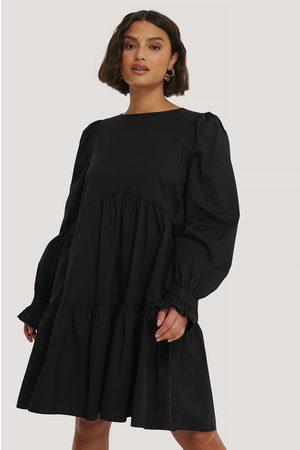 NA-KD Babydoll Dress