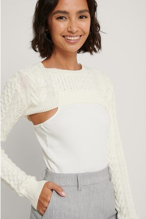 NA-KD Bolero Knitted Sweater