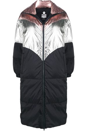 Isabel Marant Colour block padded coat
