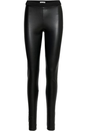 Ida Sjöstedt Dame Leggings - Dee Leggings Leather Leggings/Bukser