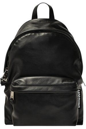 Moschino Herre Ryggsekker - Backpack with logo