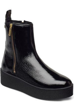 Novita Collina Shoes Boots Ankle Boots Ankle Boot - Flat