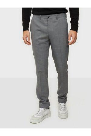 Jack & Jones Jprsolaris Trouser Noos Bukser Light Grey Melange