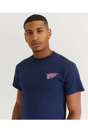 Red Wing Herre Kortermede - T-shirt Archive Ad T-Shirt