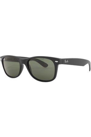 Ray-Ban Herre Solbriller - Ray Ban 2132 New Wayfarer Sunglasses Matte