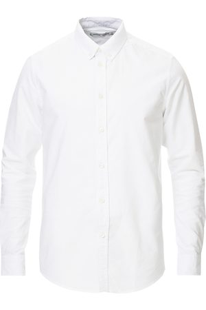 Samsøe Samsøe Liam Button Down Shirt White
