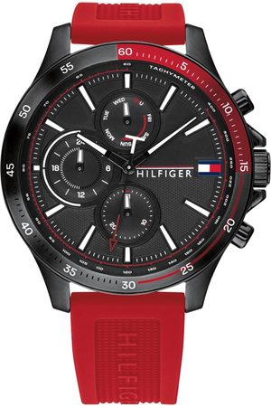 Tommy Hilfiger Herre Klokker - 1791722 Chronograph Watch