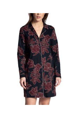 Calida Dame Pyjamaser - Artisan Nights With Collar * Fri Frakt