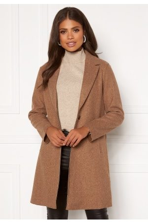 Only Carrie Bonded Coat Woodsmoke S