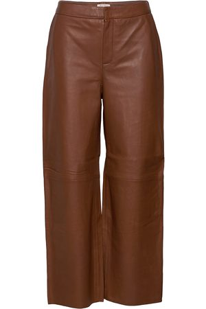 Part Two Dame Leggings - Elahpw Pa Leather Leggings/Bukser