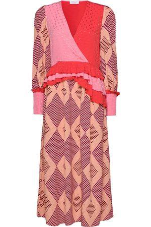 Hofmann Copenhagen Dame Mønstrede kjoler - Chloé Knelang Kjole Multi/mønstret