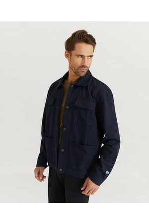 Champion Overshirt Full Buttoned Top