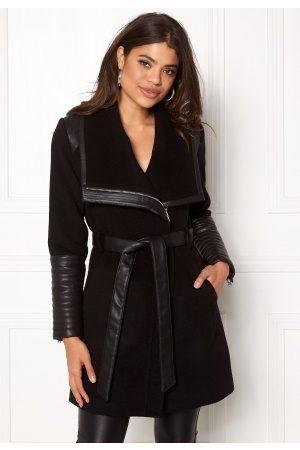 ROCKANDBLUE Funnel Coat 89900 Black 42
